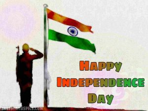 happy independence day 2020 images of army and soldier with Indian flag