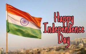 happy independence day 2020 pic with flag for whatsapp dp