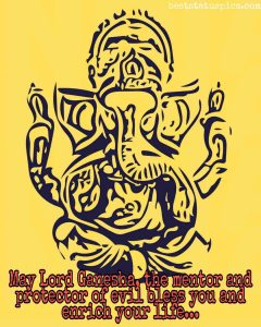 images of ganesha for whatsapp dp and fb