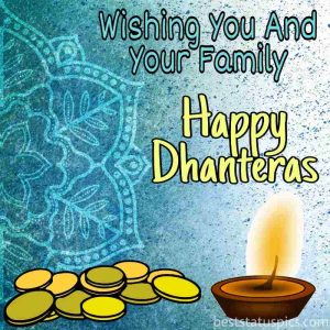 happy dhanteras 2020 wishes, status, picture HD