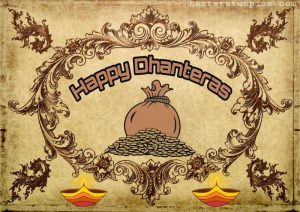 Happy Dhanteras 2021 wishes, pictures for facebook status