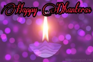 New Happy Dhanteras 2021 wishes, images HD for whatsapp