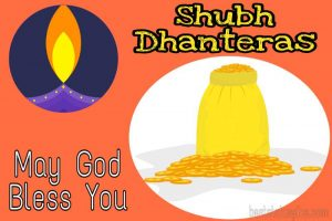 Best Happy shubh Dhanteras 2021 wishes, images HD, status for whatsapp