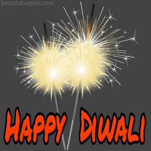 happy diwali 2020 wishes with fireworks images HD in english