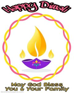 Happy Diwali 2021 Wishes, Quotes for Whatsapp profile