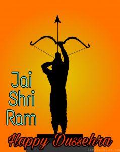 happy dussehra 2020 festival wishes images and jai shri ram quotes