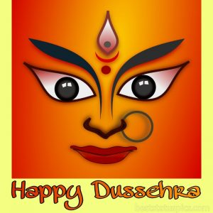 happy dussehra 2020 with maa durga pictures for Whatsapp DP