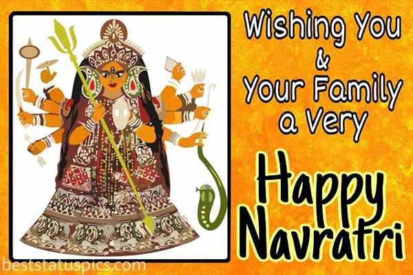 happy navratri 2020 wishes and greeting images HD download for Whatsapp status