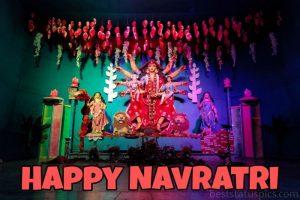 happy navratri 2020 status wishes with maa durga images