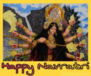 happy navratri 2020 sms, status and whatsapp dp with pics