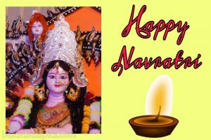 happy navratri 2020 HD photos, status and greeting cards for facebook