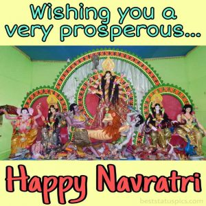 happy navratri 2020 images hd and quotes for Whatsapp status