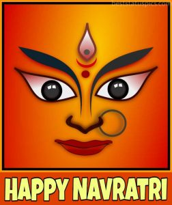 happy navratri 2020 wallpaper HD for whatsapp