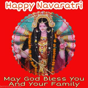 happy navratri 2020 wishes in english with quotes for whatsapp status