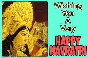 happy navratri 2020 message, status and quotes for whatsapp