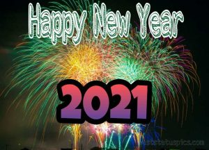 creative happy new year 2021 status photo for friends and family