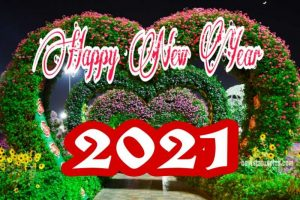 happy new year 2021 with love pic and sms for girlfriend and boyfriend