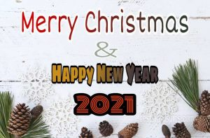 merry christmas and happy new year 2021 wallpaper HD for family