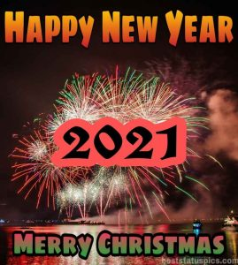 merry christmas and happy new year 2021 photos HD free download for Whatsapp DP