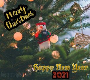happy new year and merry christmas 2021 photos HD for Instagram story