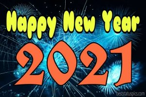 happy new year 2021 card and images HD for Whatsapp status