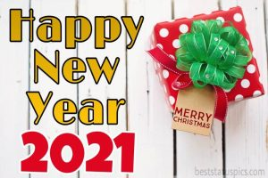 Cute merry christmas and happy new year 2021 wishes photos HD for Whatsapp