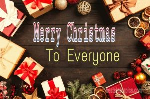 Best merry christmas 2021 wishes to everyone with pic for Whatsapp