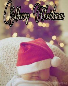 Cute merry christmas 2021 wishes with funny baby images HD