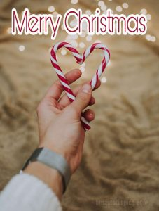 merry christmas 2021 wishes for girlfriend with love heart pic for Whatsapp