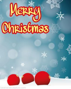 merry christmas 2020 images hd for Whatsapp and Facebook profile