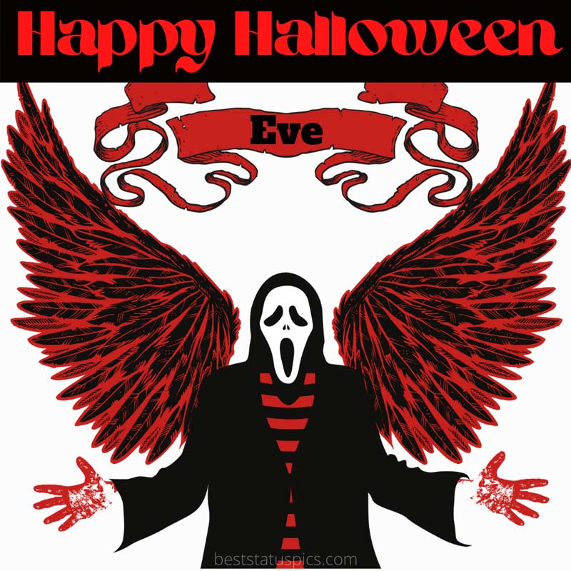 Happy Halloween eve 2021 wishes images