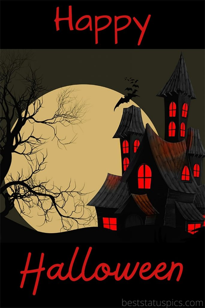 happy halloween 2021 cute pictures HD