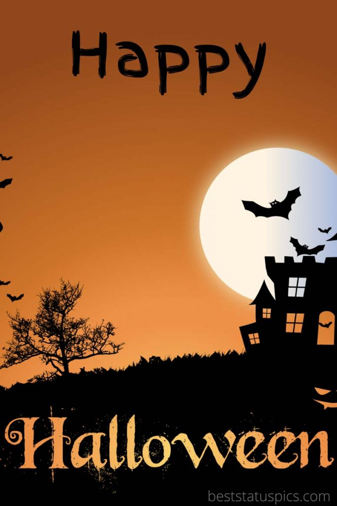 Scary happy halloween 2021 images HD
