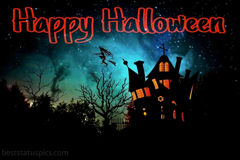 happy halloween 2021 pictures with quotes