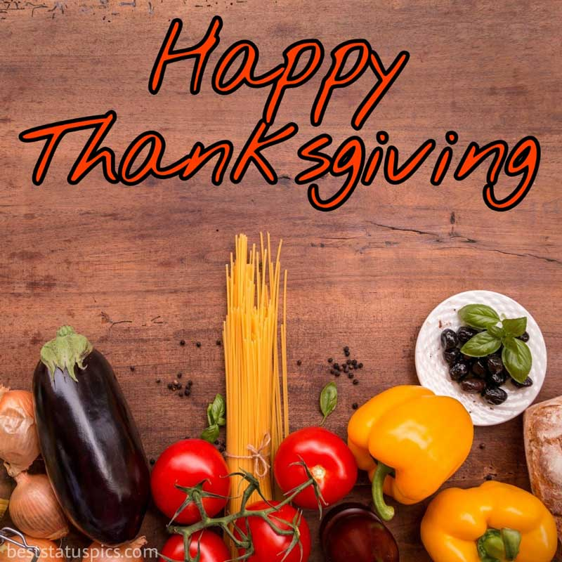 Happy Thanksgiving 2021 wishes images for Instagram caption