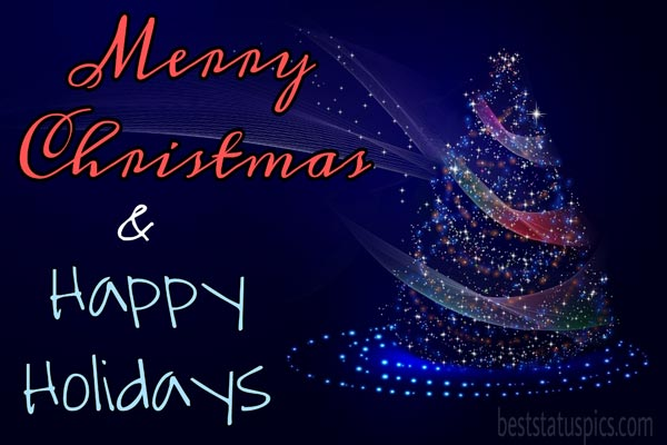Merry Christmas Happy Holidays 2022: Wishes, Images, Greetings, Cards, DP