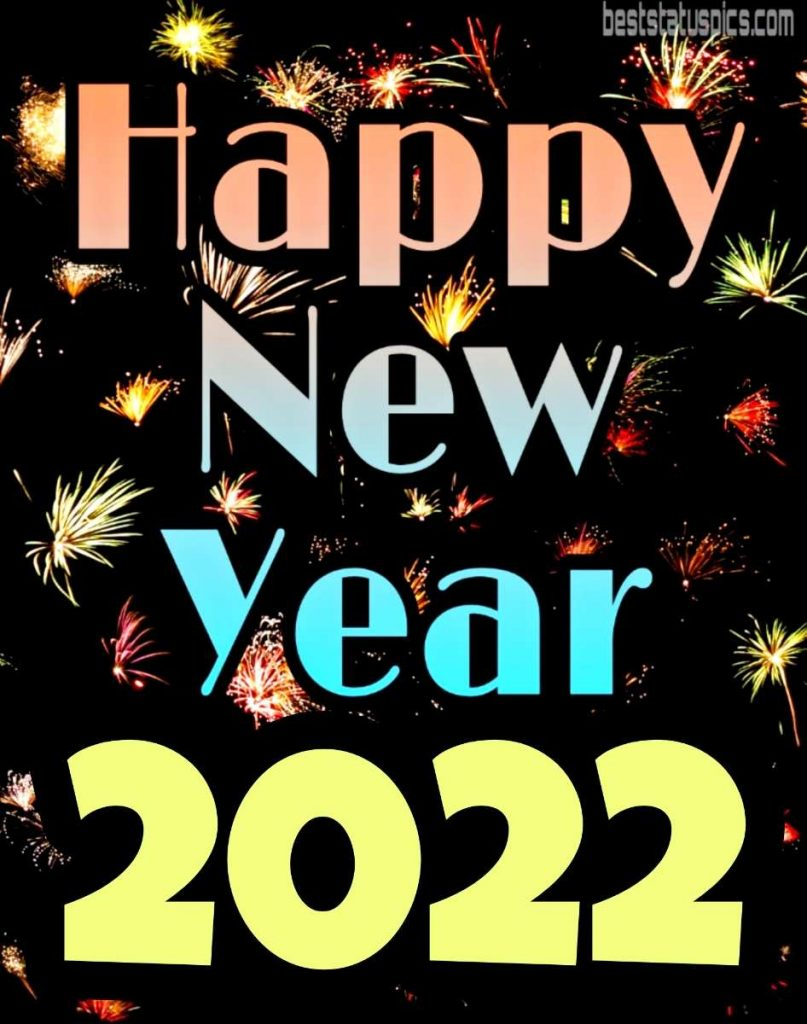 Happy new year 2022 ecards and wishes